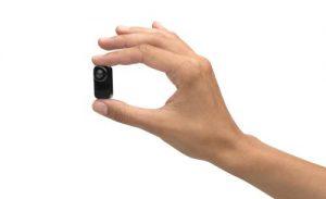 Discreet Cameras