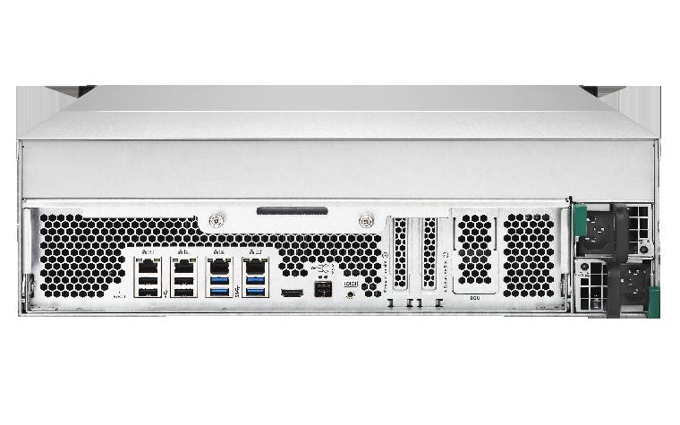 Qnap Enterprise TVS-EC1680U-SAS-RP1