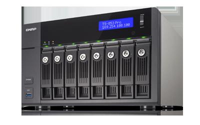 QNAP TS-853 Pro