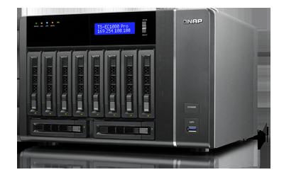 QNAP TS-EC1080 Pro